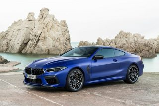 Hardcore BMW M8 (finally) bows along with pumped-up M8 Competition