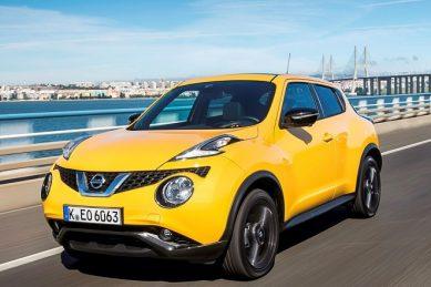 Next Nissan Juke will get new platform and hybrid power