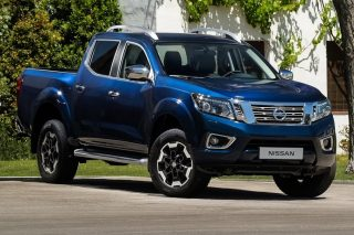 UK-spec Nissan Navara upgraded with more tech and boost
