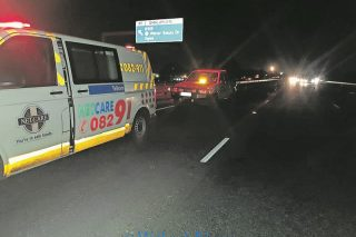Woman decapitated in horror Witbank crash