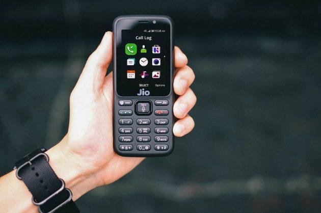 Jio 4G Phone Kai Os Based - Berkshireregion
