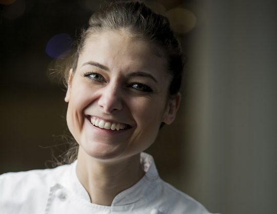 Non-sweet dessert chef wins 'world's top pastry' award