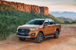 Ford Ranger Wildtrak: 'Tough image' now even tougher