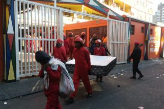 Red Ants demand R10.6m from Joburg for 3 days' work