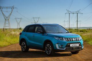 Suzuki Vitara: Small things can make a big difference
