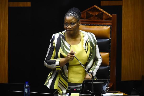Modise and Masondo: Covid-19 corruption 'against what SA stands for as a nation'
