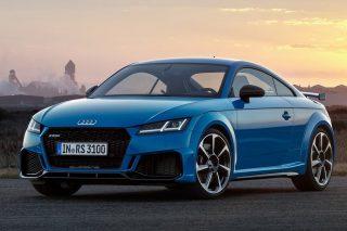 Audi CEO confirms TT has a future
