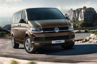 'Plus' specced Volkswagen T6 added to Kombi range
