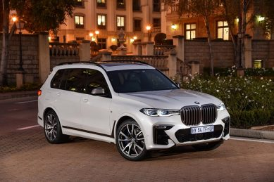 BMW X7 is pure heaven