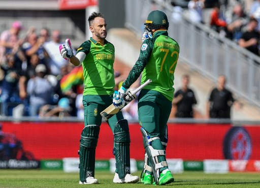 Proteas end World Cup on a high with sweet Aussie scalp
