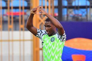 Blow by blow: Algeria vs Nigeria