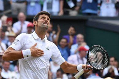 Djokovic prevails over Federer in epic Wimbledon final