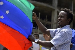 Protests erupt in Ethiopian city after separatist movement blocked