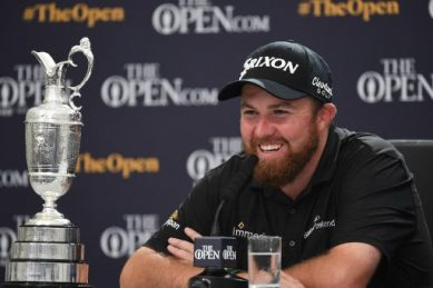 Lowry 'can't believe' British Open triumph, feared 'wasn't good enough'
