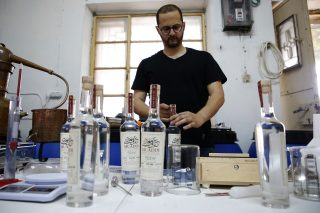Man making spirits in his basement wins gold at Berlin alcohol competition