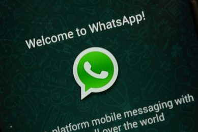 Using Whatsapp is good for your health – study
