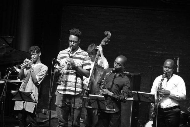 The Amandla Freedom Ensemble. Picture: Rethabile Phakisi