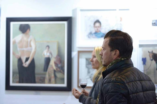 5 things you can't miss at the RMB Turbine Art Fair 2019