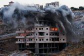 Israel demolishes 12 Palestinian homes