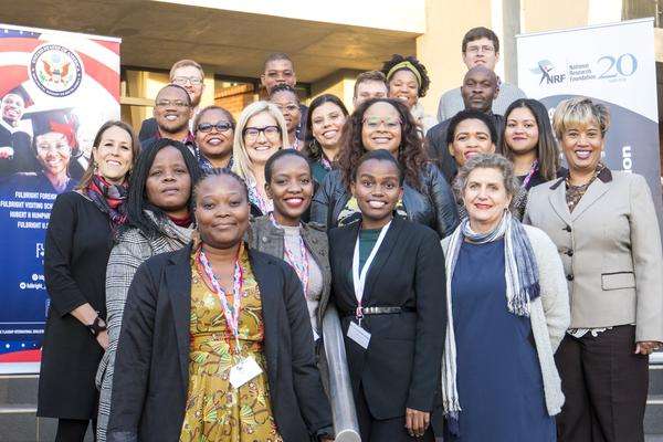 23 SA students receive scholarships to study in USA