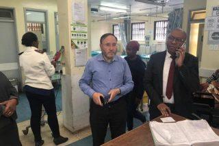 DA's Jack Bloom to 'make sure' Gauteng health MEC fixes Alex centre