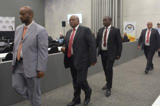 Zuma briefed ANC ahead of appearance before Zondo commission