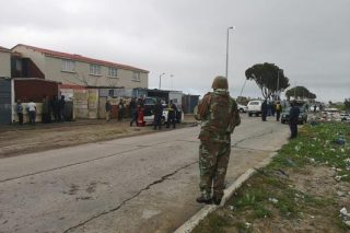 Western Cape's weekend murders down by more than 10