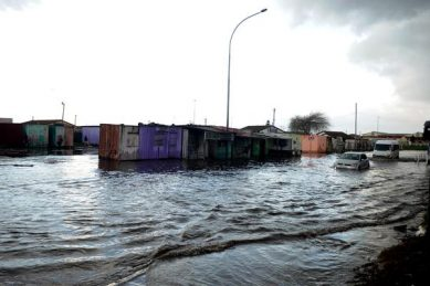 Mopping up operations continue in Cape Town and surrounds after heavy downpours