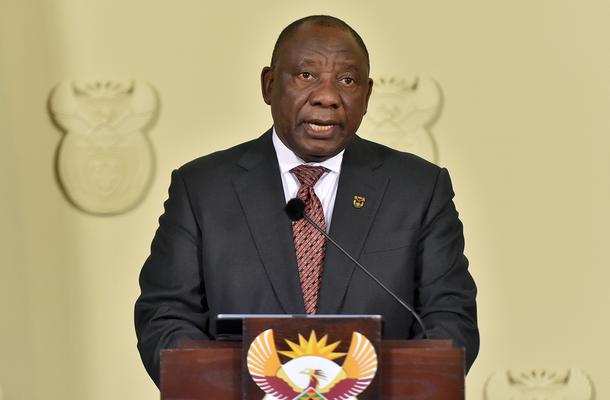 Crime stats show that situation is 'quite bad' – Ramaphosa