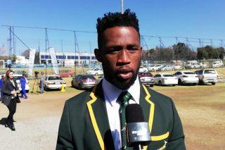 Former Springboks lead tributes to James Small