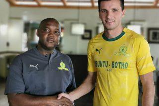 New Sundowns striker promises goals