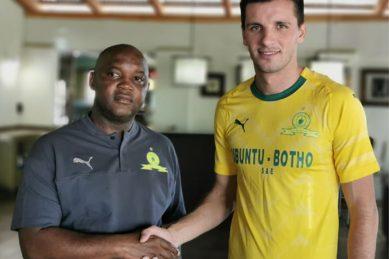 Injured Affonso keeps Sundowns fans waiting