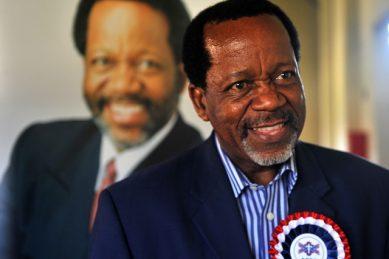 ACDP leader Kenneth Meshoe tests positive for coronavirus