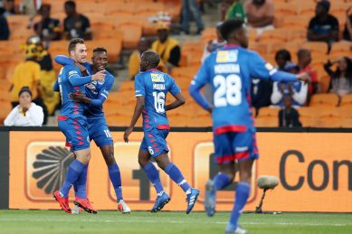 SuperSport set to face Sundowns in MTN 8 semi-final after beating Wits