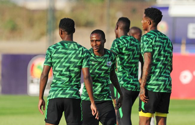 It's Nigeria, South Africa as Bafana Bafana shock Pharaohs 1-0