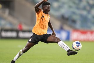 Pirates winger crowned Zambian Footballer of the Season
