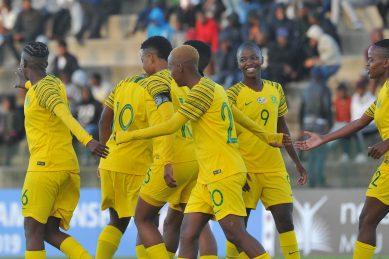Banyana thrash Comoros 17-0 in Cosafa Cup