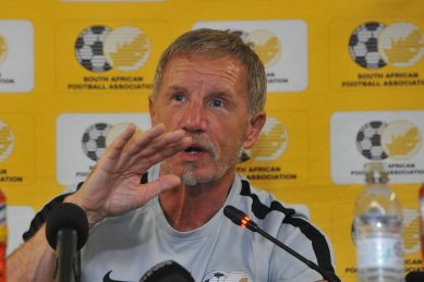 Bafana drawn to face Ghana in 2021 Afcon qualifiers