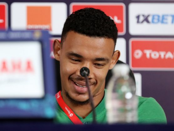 Bafana not worried by probable lack of fans at Afcon quarterfinal