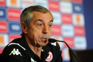 Tunisia coach Giresse aiming to break new ground in Afcon semi