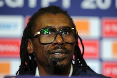 Fueled by 2002 miss, Cisse wants to make amends for Senegal