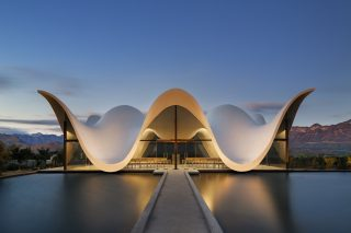 Bosjes chapel: A place of architectural perfection