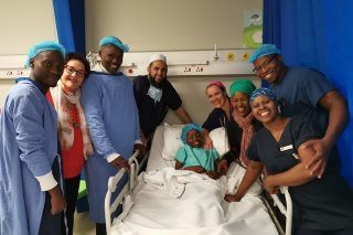 Gift of Sight restores nine-year-old Mamelodi girl's vision
