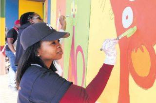 WATCH: Eikenhof school gets good news amid Mandela Day celebrations