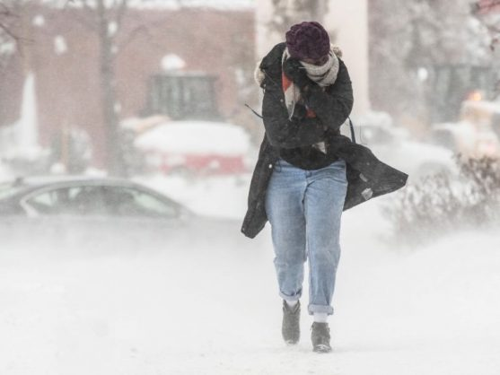 Get ready for an 'intense cold front' as widespread snow is forecast