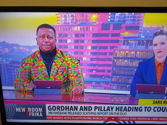 WATCH: Twitter loves DJ Fresh on Newzroom Afrika speaking current affairs