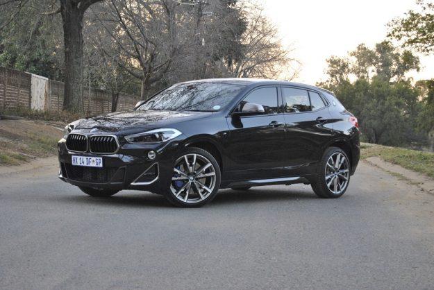 BMW X2 M35i: Driving pleasure at a premium