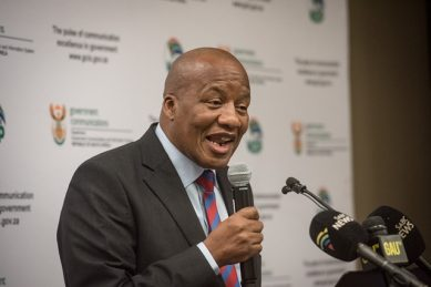Jackson Mthembu dies from Covid-19 complications