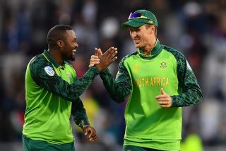 Realistic Faf believes Aussie win is only worth a 'small smile'