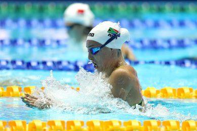 Du Toit backs Schoenmaker, Team SA's 2020 Olympic chances